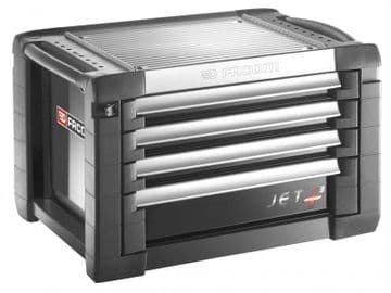 Jet.C4GM3 Tool Chest 4 Drawer Black